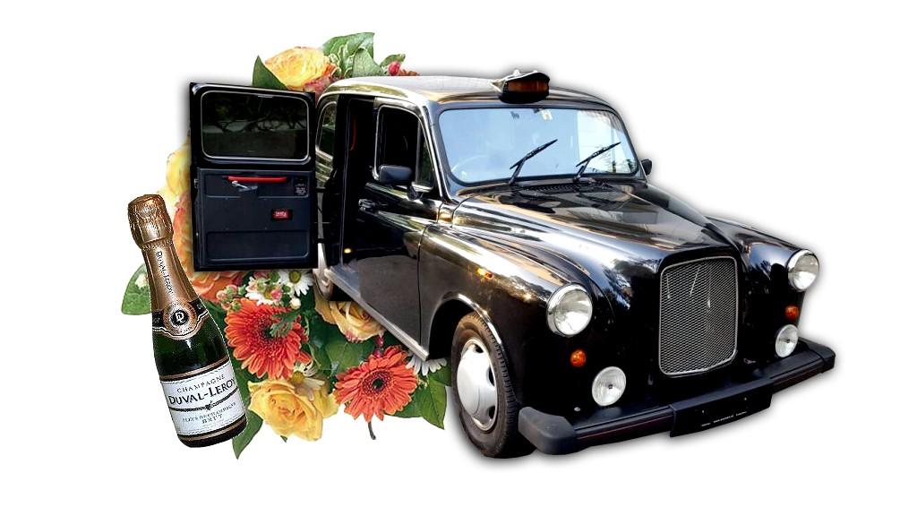 London Taxi mieten